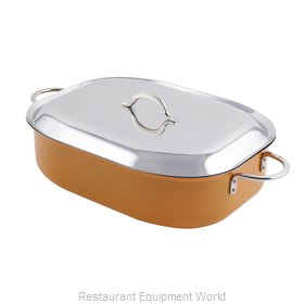 Bon Chef 60004CFCLDORANGE Induction Casserole Dish