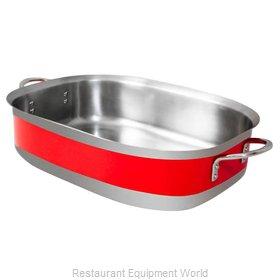 Bon Chef 60004CFCLDRED Induction Casserole Dish