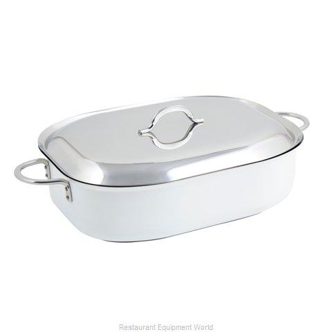 Bon Chef 60004CFCLDWHITE Induction Casserole Dish