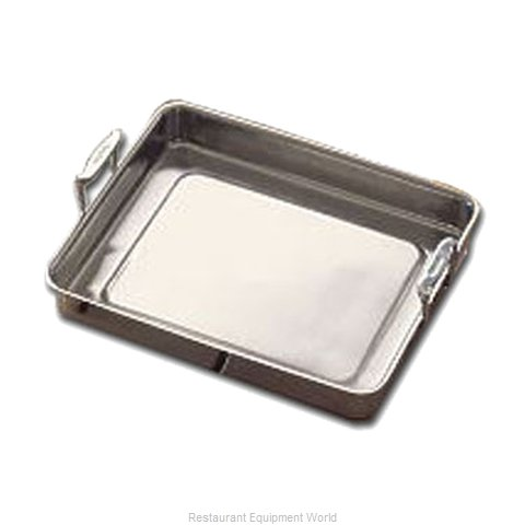 Bon Chef 60012 Steam Table Pan, Stainless Steel
