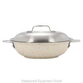 Bon Chef 60014DESERT Induction Wok Pan