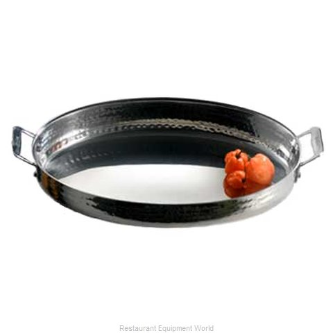 Bon Chef 60018HF Au Gratin Metal (Magnified)