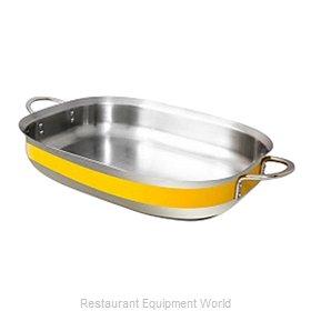 Bon Chef 60023CFCLDYELLOW Induction Casserole Dish