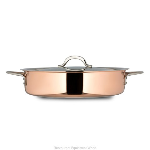 Bon Chef 60030-COPPER Induction Brazier Pan (Magnified)