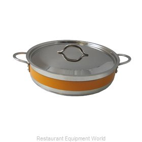 Bon Chef 60030CFORANGE Induction Brazier Pan