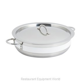 Bon Chef 60030CFWHITE Induction Brazier Pan
