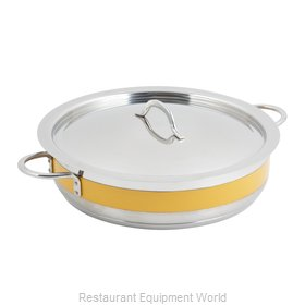 Bon Chef 60030CFYELLOW Induction Brazier Pan