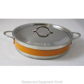 Bon Chef 60030ORANGE Induction Brazier Pan