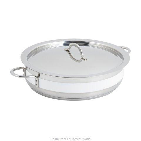 Bon Chef 60032CFWHITE Induction Brazier Pan