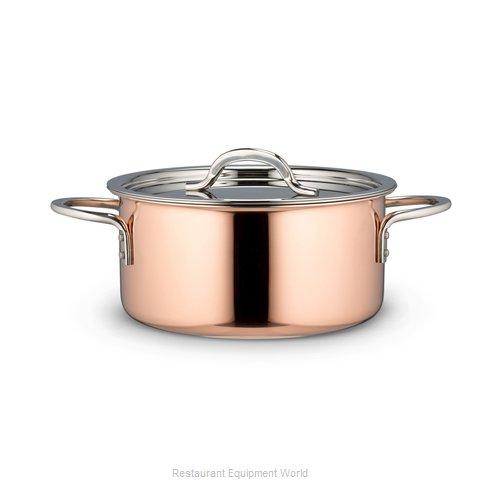 Bon Chef 60302-COPPER Induction Stock Pot