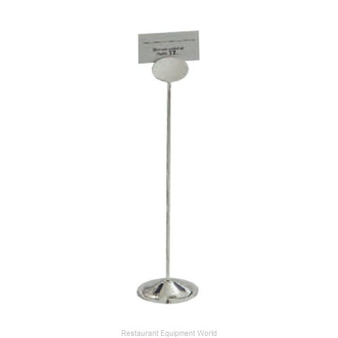 Bon Chef 61302 Menu Card Holder / Number Stand (Magnified)