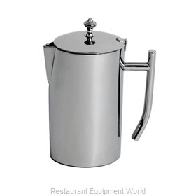 Bon Chef 61312 Coffee Pot Teapot Stainless Steel Holloware