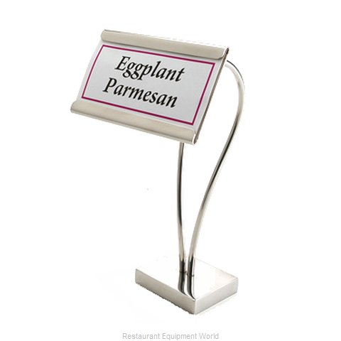 Bon Chef 61324 Menu Card Holder / Number Stand