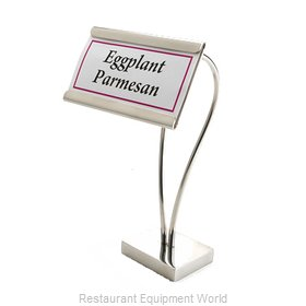 Bon Chef 61324 Menu Card Holder / Number Stand