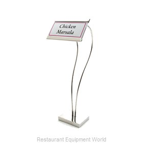 Bon Chef 61325 Menu Card Holder / Number Stand