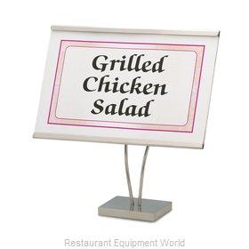 Bon Chef 61329 Menu Card Holder / Number Stand