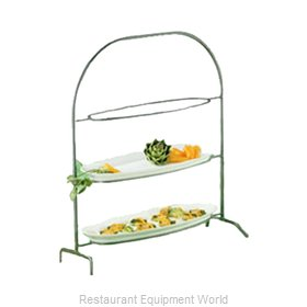 Bon Chef 7003CHESTNUT Display Stand, Tiered