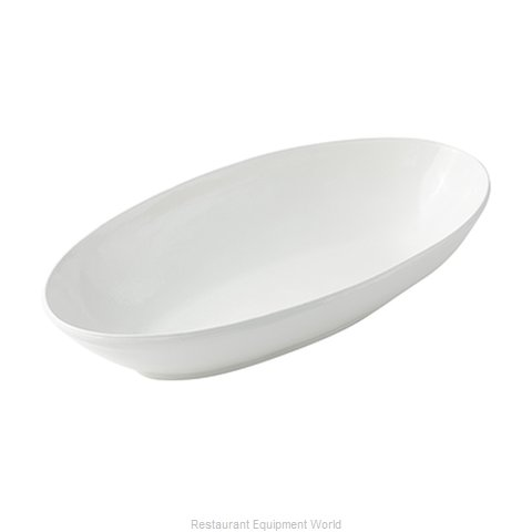 Bon Chef 70042S Serving Bowl, Metal (Magnified)