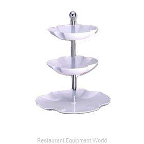 Bon Chef 70061CHESTNUT Display Stand, Tiered