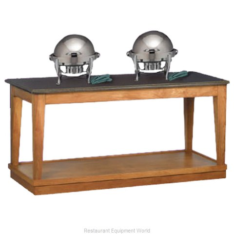 Bon Chef 7RSTPE-BE Catering Table