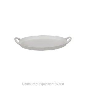 Bon Chef 80110WHTM Serving & Display Tray, Metal