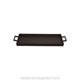 Bon Chef 80140DKBLU Serving & Display Tray, Metal