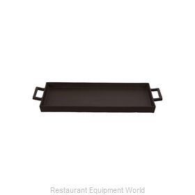 Bon Chef 80140WHTM Serving & Display Tray, Metal