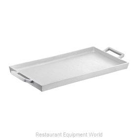 Bon Chef 80141DKBLU Serving & Display Tray, Metal