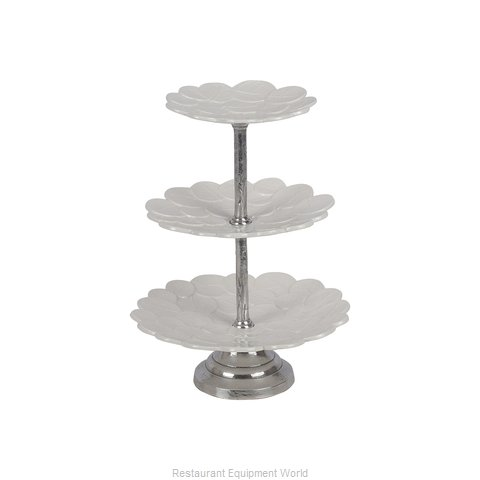 Bon Chef 80171CARM Cake / Pie Display Stand (Magnified)