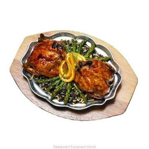 Bon Chef 82022 Sizzle Thermal Platter Underliner