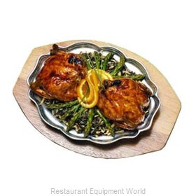 Bon Chef 82023 Sizzle Thermal Platter Underliner