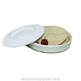 Bon Chef 9000CPWHT Tortilla Warmer / Basket