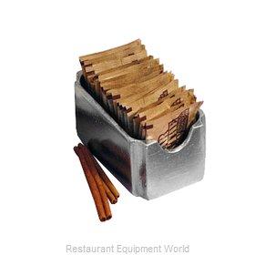 Bon Chef 9034PWHT Sugar Packet Holder / Caddy