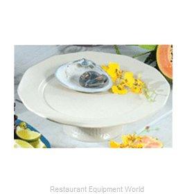 Bon Chef 90979059PLATINUMGRA Plate, Metal