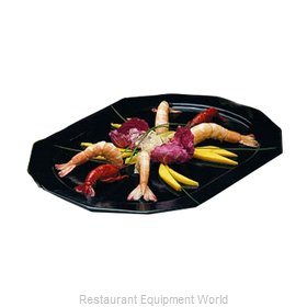 Bon Chef 9101RED Serving & Display Tray, Metal