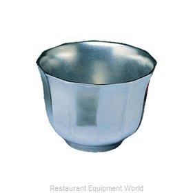 Bon Chef 9107SMOKEGRA Serving Bowl, Salad Pasta, Metal
