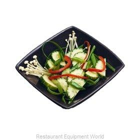 Bon Chef 9110BLKSPKLD Soup Salad Pasta Cereal Bowl, Metal