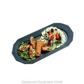 Bon Chef 9111DKBLU Display Tray, Market / Bakery
