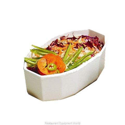 Bon Chef 9114BLKSPKLD Casserole Dish