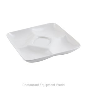 Bon Chef 9200S Plate/Platter, Compartment, Metal