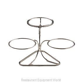 Bon Chef 9310CABERNET Display Stand, Tiered