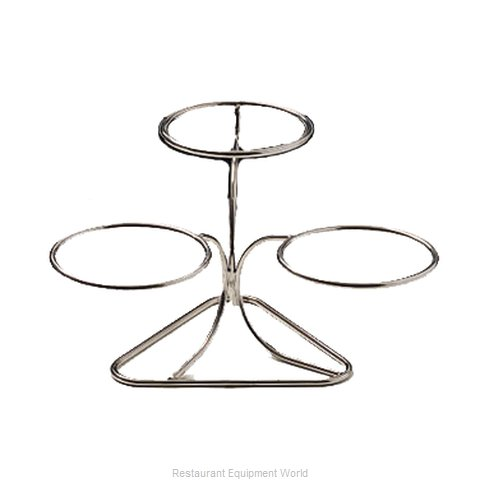 Bon Chef 9310WHTM Display Stand, Tiered