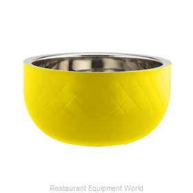Bon Chef 9316DIYELLOW Serving Bowl, Double-Wall