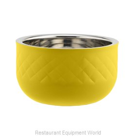 Bon Chef 9318DIYELLOW Serving Bowl, Double-Wall