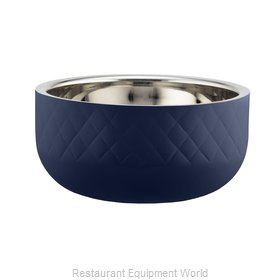 Bon Chef 9319DICOBALTBLUE Serving Bowl, Double-Wall