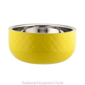 Bon Chef 9319DIYELLOW Serving Bowl, Double-Wall