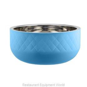 Bon Chef 9320DICARIBBEANBLUE Serving Bowl, Double-Wall