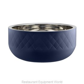 Bon Chef 9320DICOBALTBLUE Serving Bowl, Double-Wall
