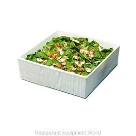 Bon Chef 9500RED Serving Bowl, Salad Pasta, Metal