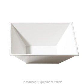 Bon Chef 9510WHTM Bowl, Metal,  5 - 6 qt (160 - 223 oz)